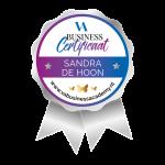 Wie is Sandra VA-certificaat